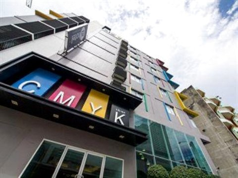 CMYK我的酒店@拉查达店(Myhotel Cmyk@Ratchada)