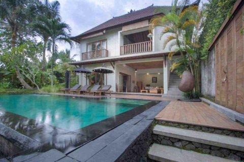 巴厘岛乌布卡娅内穆雅度假村(KajaNe Mua at Ubud Bali)