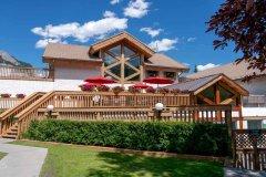 班夫洛基山度假酒店(Banff Rocky Mountain Resort)