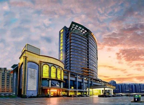 金旺角国际大酒店(南宁埌东客运站地铁站店)