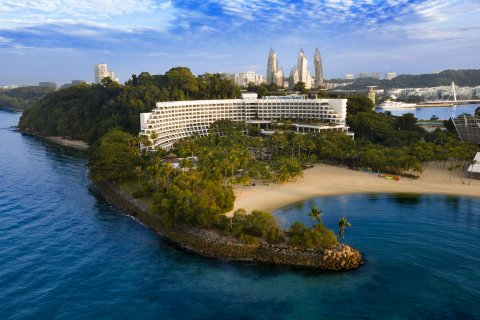 新加坡香格里拉圣淘沙度假村(SG Clean)(Shangri-La's Rasa Sentosa Resort & Spa Singapore (SG Clean))