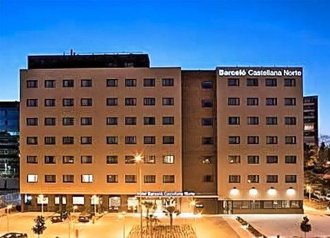 特拉纳北西方酒店(Occidental Castellana Norte)