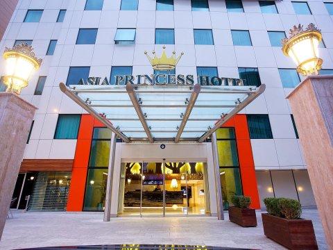 伊斯坦布尔亚洲卡瓦奇克丽柏酒店(Park Inn by Radisson Istanbul Asia Kavacik)