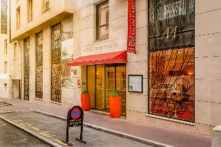 蒙塔尼温泉酒店(Hôtel Montaigne & Spa)