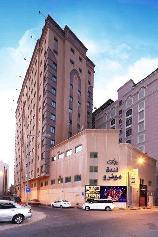 孟罗套房酒店(Monroe Hotel & Suites)