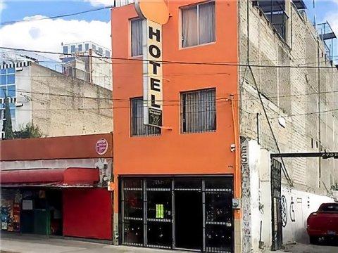 医疗中心酒店(Hotel Centro Médico)