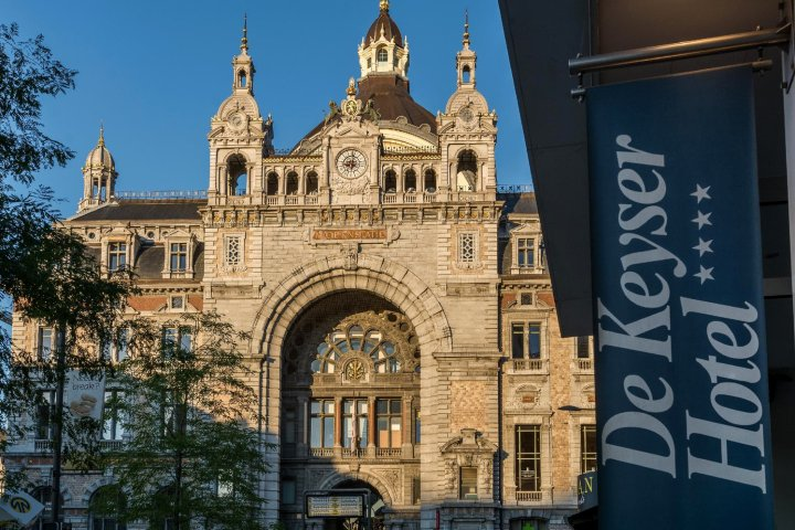 阿尔法德基瑟酒店(De Keyser Hotel)