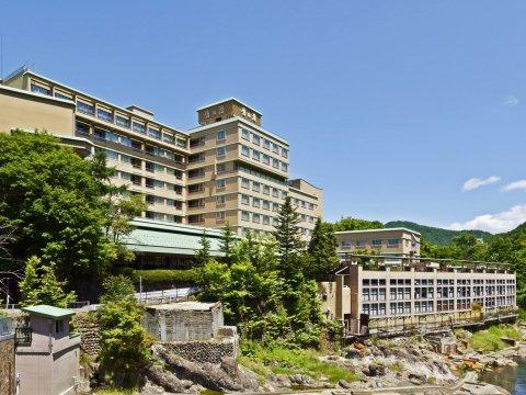 鹿之汤酒店(Hotel Shikanoyu)