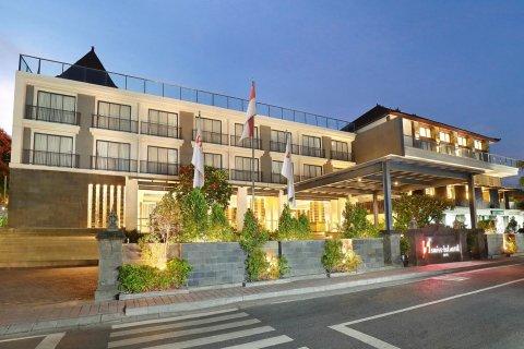 图班瑞士贝尔酒店(Swiss-Belhotel Tuban)