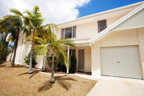 黄金海岸棕榈岛度假村(Isle of Palms Resort Gold Coast)