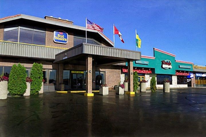 萨斯卡通品质套房旅馆(Quality Inn & Suites Saskatoon)