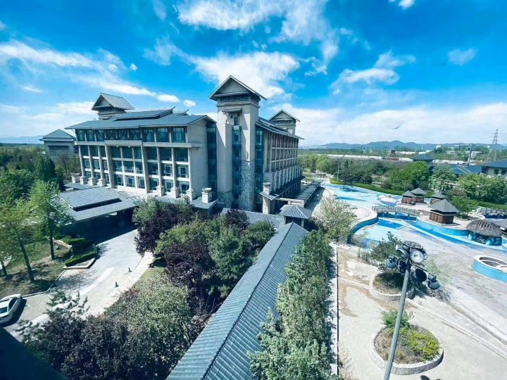 北京九华山庄贵宾楼大酒店