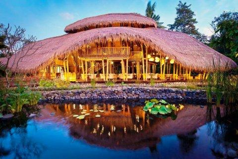 巴厘岛普利五元素阿什玛萨酒店(Fivelements Puri Ahimsa Bali)