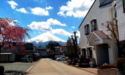 K 之家富士山景青年旅舍(K's House Fuji View - Hostel)