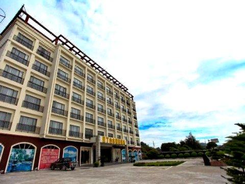惠东亚丁山水假日酒店