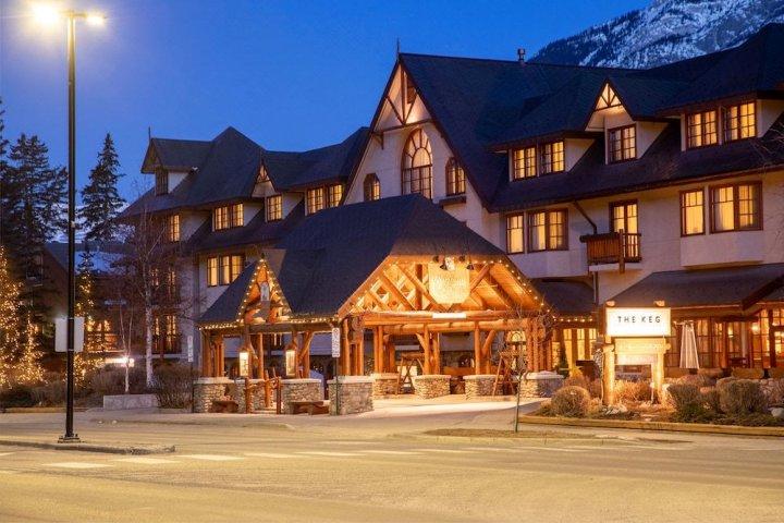 班夫驯鹿住宿温泉酒店(Banff Caribou Lodge & Spa)