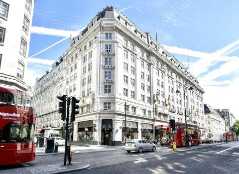伦敦斯特兰德宫酒店(Strand Palace Hotel London)
