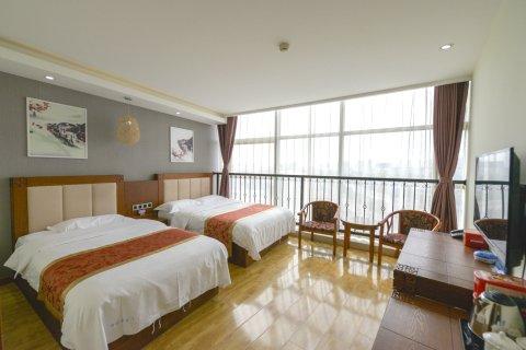 驿府商务主题酒店(北京回龙观东大街地铁站店)
