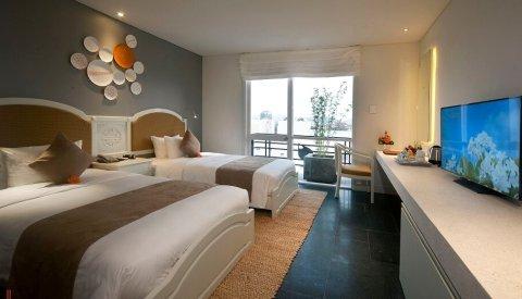 顺化阿尔巴水疗酒店(Alba Spa Hotel Hue)