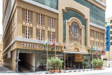 沙迦水景广场酒店(Crystal Plaza Hotel Sharjah)