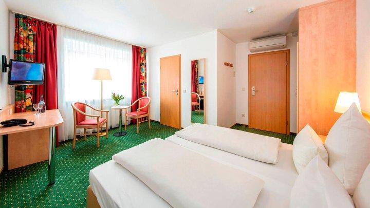 罗温加登酒店(Hotel Loewengarten)