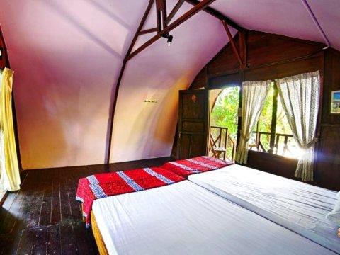 美人鱼岛玛丽玛丽背包客小屋酒店(Mari Mari Backpackers Lodge, Mantanani Island)
