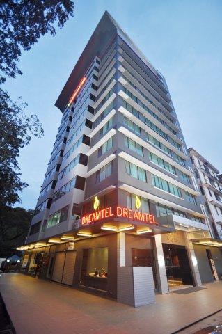 哥打京那巴鲁梦想酒店(Dreamtel Kota Kinabalu)