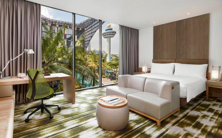 新加坡樟宜机场皇冠假日 (Staycation Approved)(Crowne Plaza Changi Airport Singapore (Staycation Approved))