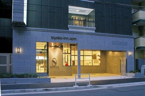东京日本桥税务署前东横 INN(Toyoko Inn Tokyo Nihombashi Zeimusho Mae)