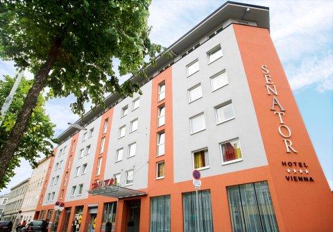 维也纳参议员酒店(Senator Hotel Vienna)