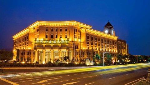 南京绿地御豪温泉酒店