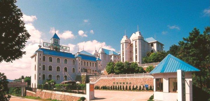 海盐月亮城堡酒店