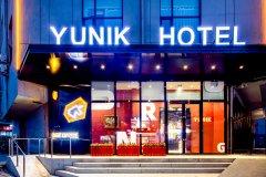 YUNIK酒店(太原铜锣湾广场店)
