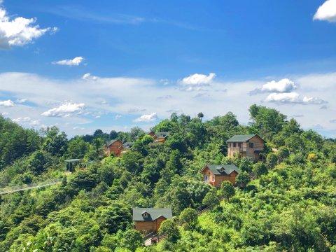 在旅途·浏阳茴香小镇亲子团建森林民宿
