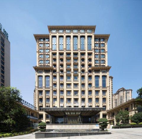 重庆江北机场丽呈君顿酒店