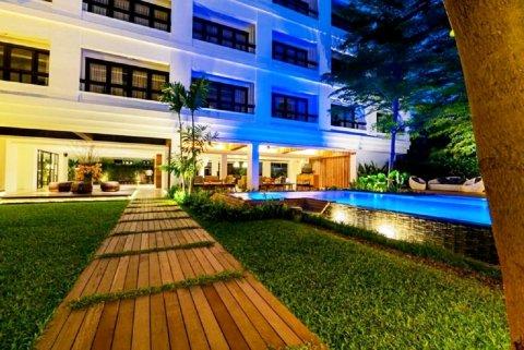 UMA公寓酒店(UMA Residence)