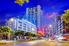 麗枫酒店(重庆大渡口步行街新山村地铁站店)