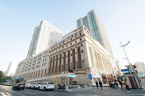 哈尔滨中央大街索菲亚美居酒店