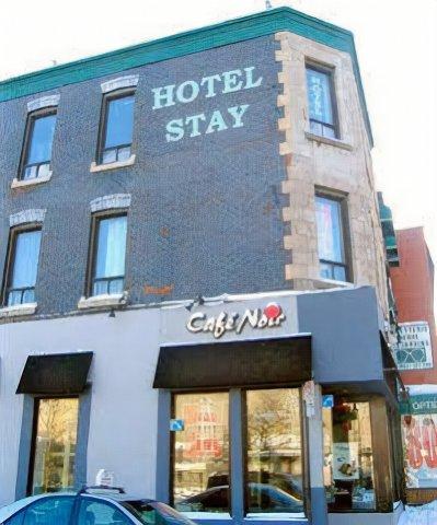 斯泰蒙特皇家酒店(Hotel Stay Mont Royal)
