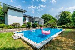 上海美墅时光泳池派对独栋别墅