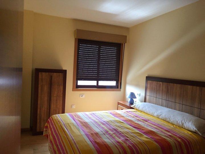 塔萨科尔特城市住宅酒店(Residencial Tazacorte City)