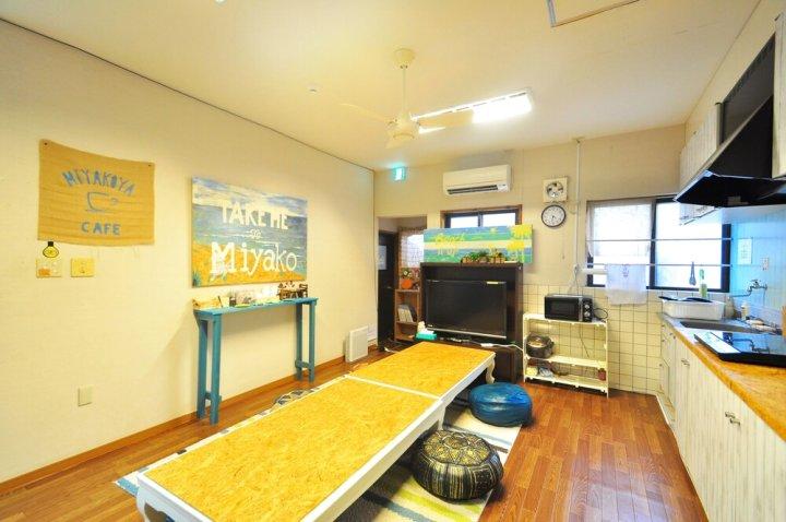 都岛佐久间屋酒店(Sakuma House Miyakoya)