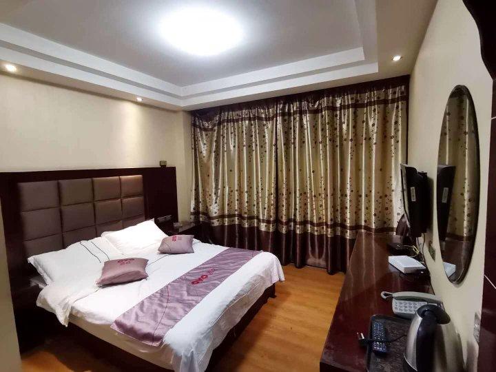 格尔木中柴商务酒店