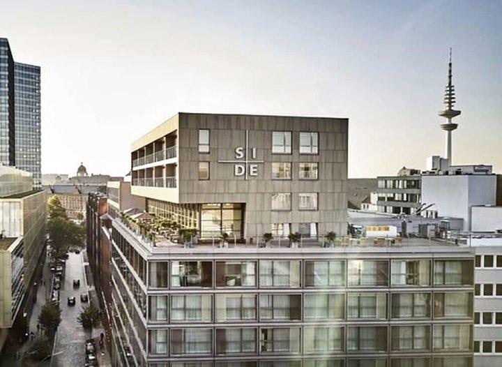 汉堡赛德设计酒店(Side Design Hotel Hamburg)