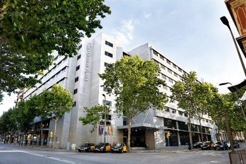 巴塞隆纳洲际酒店(Intercontinental Barcelona)