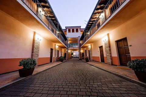 卓越 - 卡比安卡酒店(Excel Hotel Naviglio - CA' Bianca)