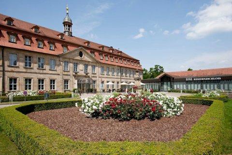 班贝格瑞贞德兹迎宾酒店(Welcome Hotel Residenzschloss Bamberg)