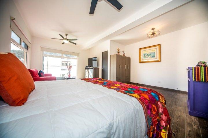安提瓜卡波酒店(Antigua de Cabo)