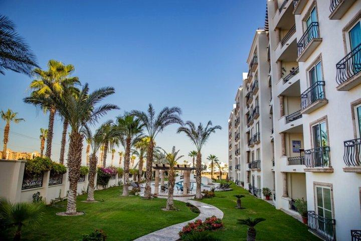 卡波斯门村庄 G108 号 2 居酒店 - 卡萨戈酒店(Puerta Cabos Village G108 2BR by Casago)