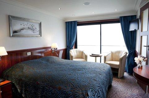 诺伊斯哈芬跨门船屋 4 星酒店(Crossgates Hotelship 4 Star - Hafen - Neuss)